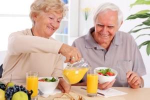 Người cao tuổi là đối tượng dễ mắc bệnh