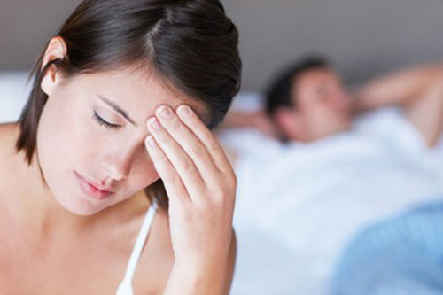 """Lãnh cảm là một trong những nguyên nhân khiến cho tình cảm của vợ chồng bạn """"có vấn đề"""""""