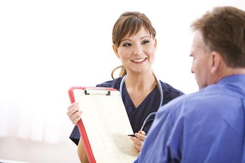Phát hiện bệnh ở giai đoạn đầu sẽ giúp quá trình điều trị thuận lợi hơn