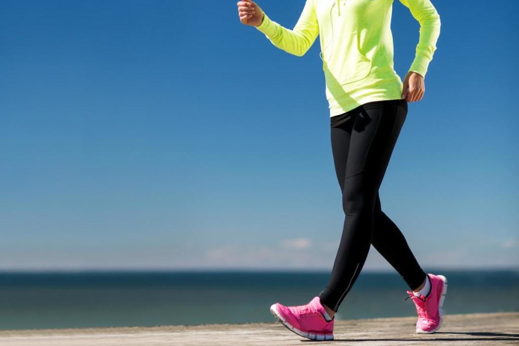 Đi bộ nhanh tốt cho sức khỏe bệnh nhân tiểu đường