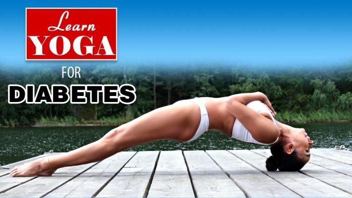 Chữa bệnh tiểu đường bằng yoga